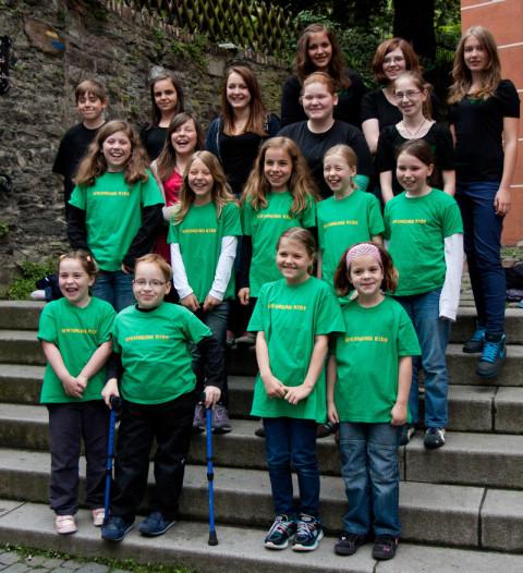Gruppenfoto vom 13.06.2012