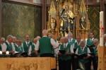 MGV Männerchor auf dem Rochusberg in Bingen