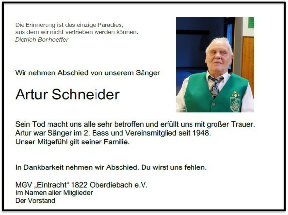 Artur Schneider