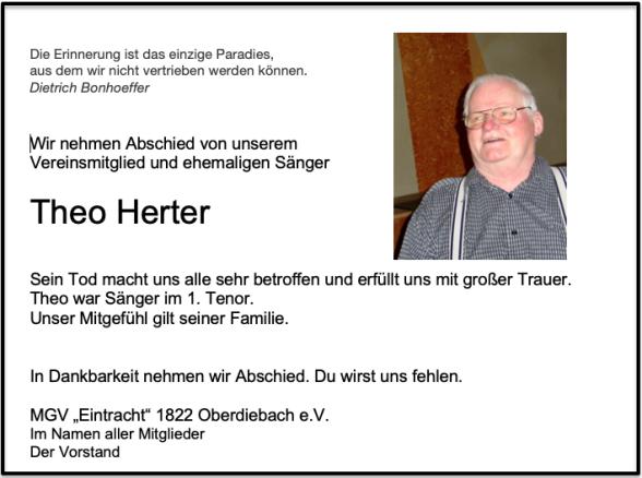 Theo Herter