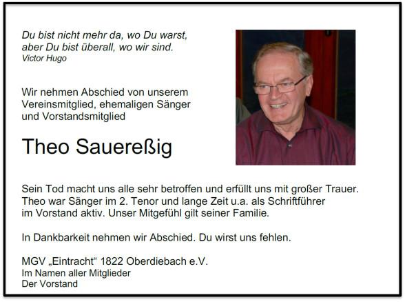 Theo Sauereßig